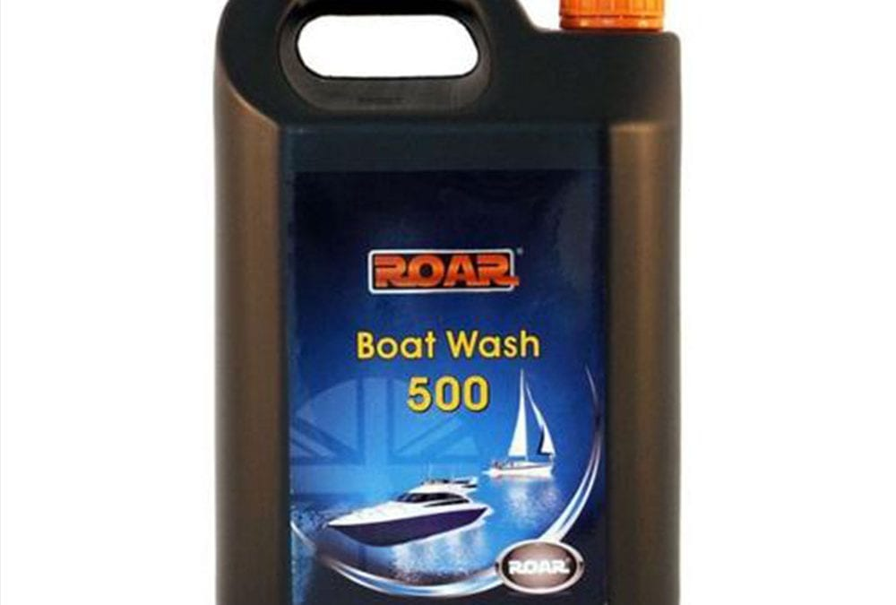 500 Boat Wash