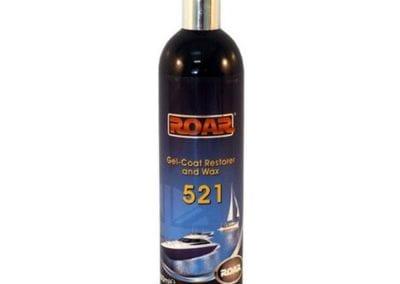521 Gel-Coat Restorer and Wax