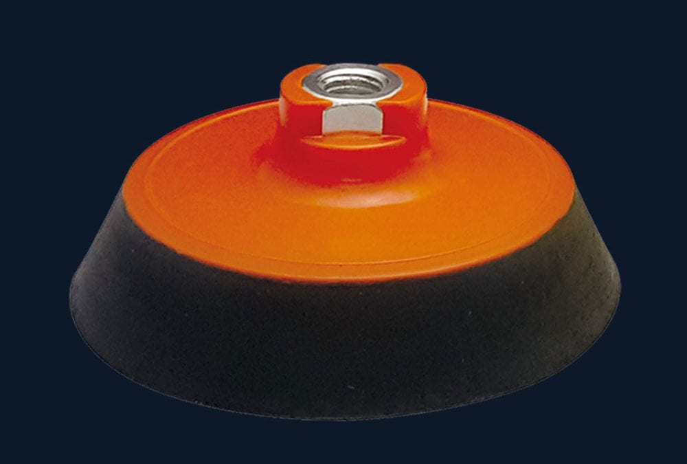 """6"""" 14mm Backing Plate"""