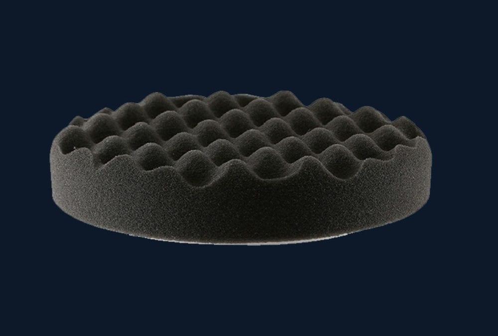 """6"""" Waffle Black Foam"""