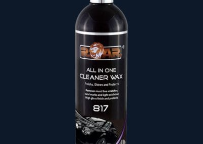 817 All in one Cleaning Wax