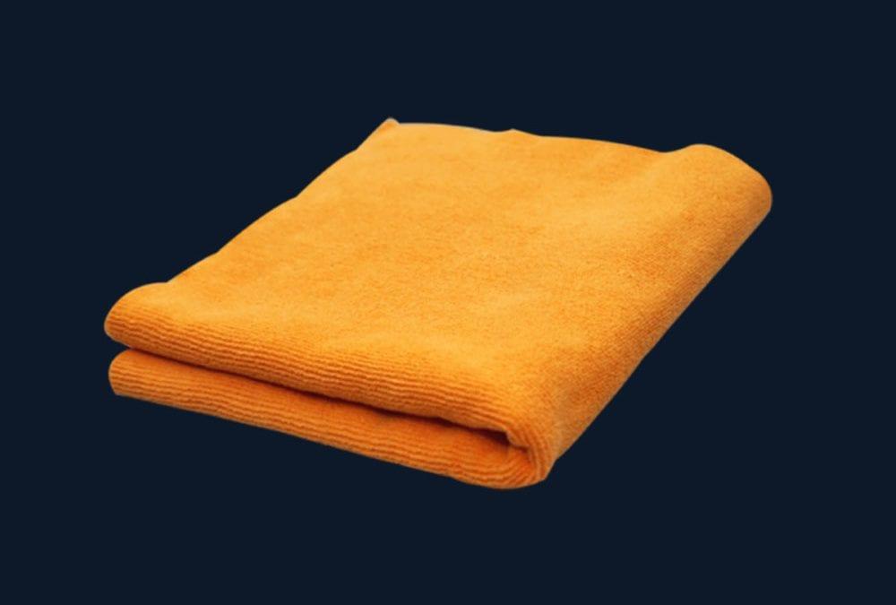 Edgeless Finishing Cloth